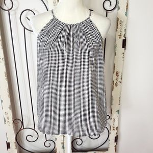 NWOT Universal Thread checked tank top small